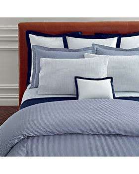 Ralph Lauren - Organic Shirting Stripe Bedding Collection