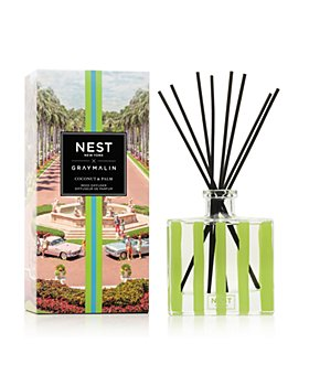 NEST Fragrances - Gray Malin Summer Collection Coconut & Palm Reed Diffuser
