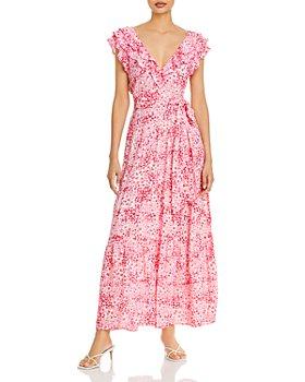 Poupette St. Barth - Della Floral Maxi Dress