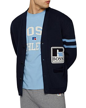 BOSS - X Russell Athletic Krussel Cardigan
