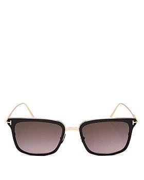 Tom Ford - Men's Hayden Square Sunglasses, 54mm