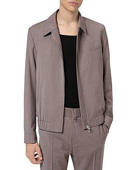 HUGO - May Hellis Slim Fit Zip Up Blazer