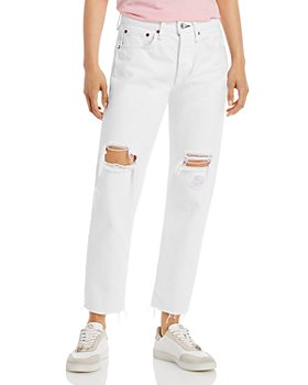 rag & bone - Rosa Boyfriend Jeans in Summer White