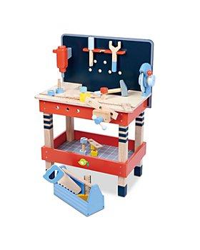 Tender Leaf Toys - Tenderleaf Tool Bench Set - Ages 3+