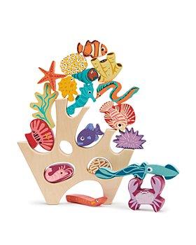 Tender Leaf Toys - Tender Leaf Toys Stacking Coral Reef - Ages 18 Months+
