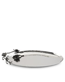 Michael Aram - Black Orchid Medium Oval Platter