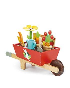 Tender Leaf Toys - Garden Wheelbarrow - Ages 3+