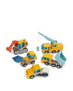 Tender Leaf Toys - Construction Site Set - Ages 3+