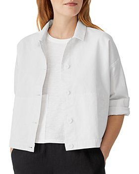 Eileen Fisher - Classic Collar Jacket
