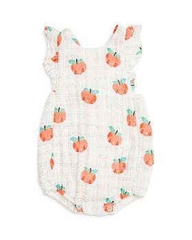Angel Dear - Girls' Peaches Sunsuit - Baby