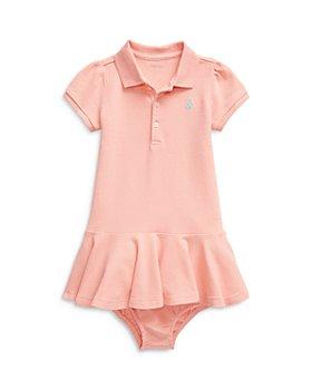 Ralph Lauren - Girls' Polo Dress - Baby