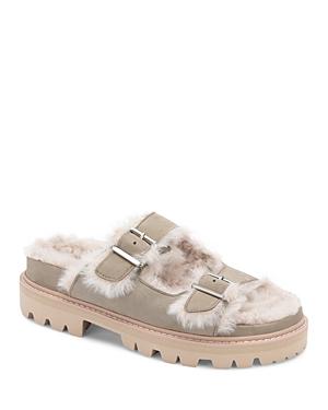 Women's Neelo Slip On Buckled Sandals