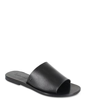 Splendid - Women's Thea Leather Slide Sandals