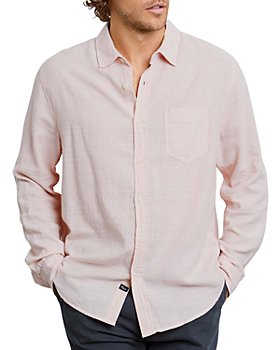 Rails - Wyatt Solid Cotton Relaxed Fit Button Down Shirt