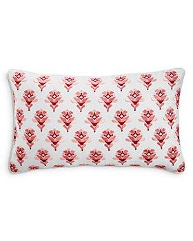 "Sky - Sunset Blossoms Decorative Pillow, 14"" x 24"" - 100% Exclusive"