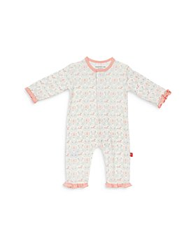 MAGNETIC ME - Ruffled Carousel Coverall - Baby