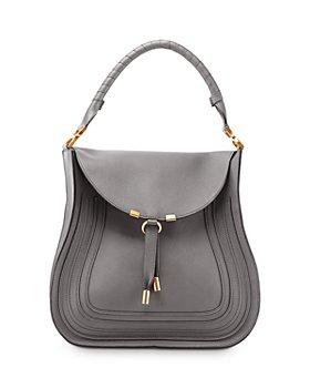 Chloé - Marcie Leather Hobo Bag