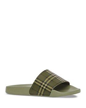 Burberry - Women's Furley Slide Sandals