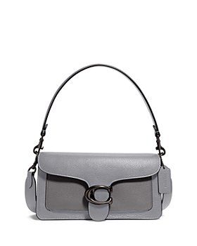 COACH - Tabby 26 Small Color-Block Leather Shoulder Bag