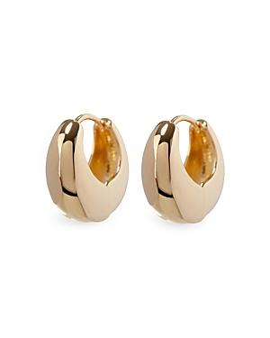 Jupiter Huggie Hoop Earrings