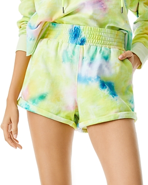 Tandy Tie Dyed Hot Pant Shorts
