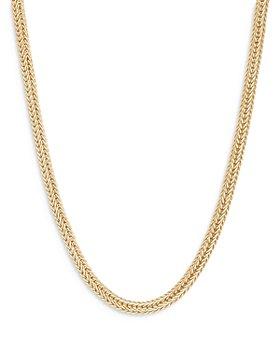 "JOHN HARDY - 14K Yellow Gold Kami Classic Chain Necklace, 18"""