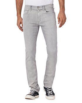 PAIGE - Federal Straight Fit Jeans in Gunnar