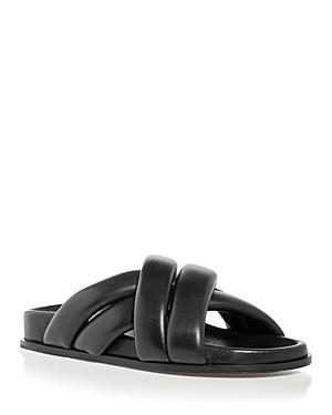 Anine Bing Women's Lizzie Slide Sandals