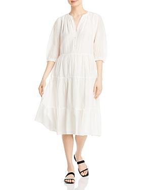 Velvet by Graham & Spencer Jacqueline Puff Sleeve Dress