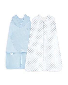 HALO Sleep - Unisex SleepSack Organic Swaddle and Wearable Blanket Gift Set, 2 Piece - Baby