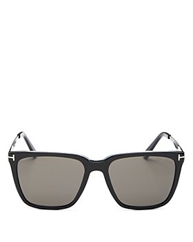 Tom Ford - Men's Garrett Polarized Square Sunglasses, 56mm