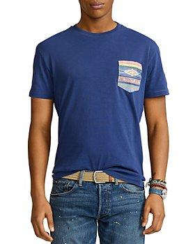 Polo Ralph Lauren - Southwestern Classic Fit Pocket T-Shirt
