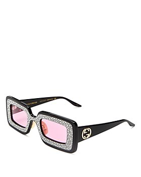 Gucci - Women's Square Sunglasses, 49mm