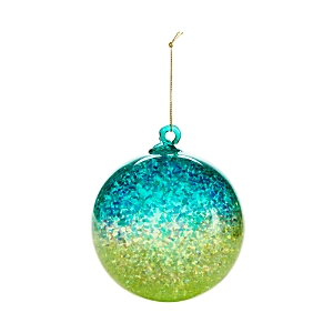 Bloomingdale's Ombre Glass Ball Ornament - 100% Exclusive