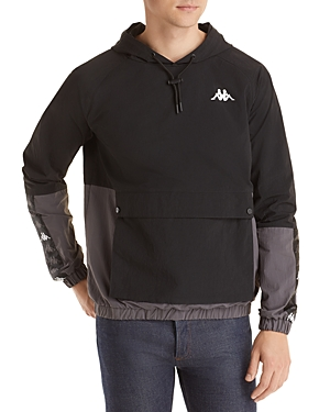 Hooded Pullover Anorak