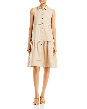 Lafayette 148 New York Serena Shirt Dress