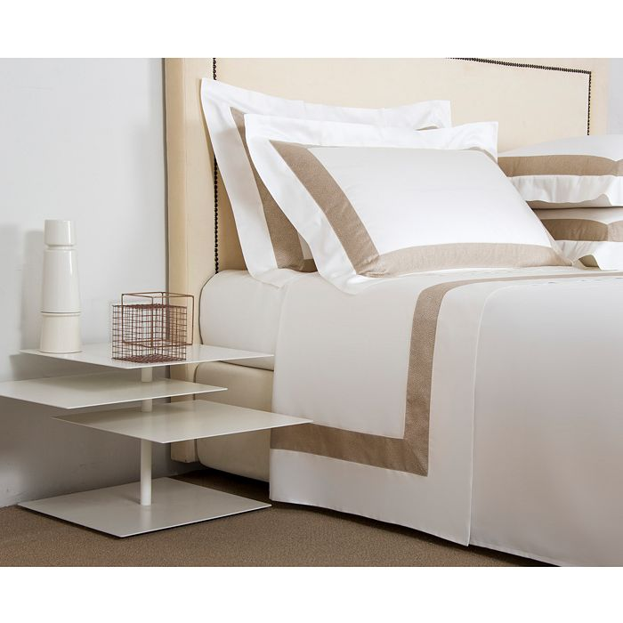 Frette - Forever Bordo Cotton Bedset, Queen