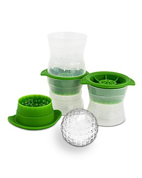 Tovolo - Golf Ball Ice Molds, Set of 2