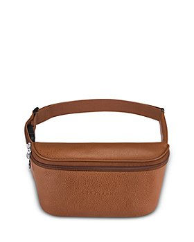 Longchamp - Leather Belt Bag