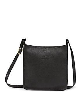 Longchamp - Leather Crossbody