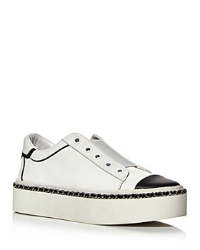 KARL LAGERFELD PARIS - Axelle Laceless Sneakers (43% off) - Comparable value $139