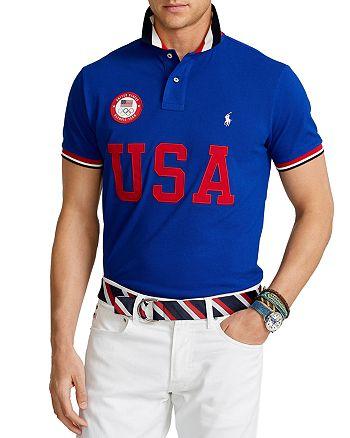 Polo Ralph Lauren - Team USA ECOFAST™ Polo Shirt