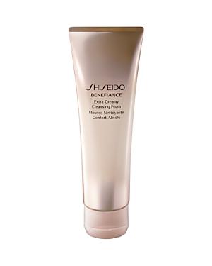 Shiseido Benefiance Extra Creamy Cleasing Foam