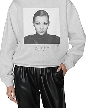 Anine Bing Ramona Organic Cotton Sweatshirt