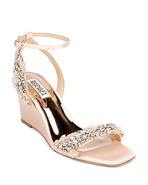 Women's Blakely Embellished Wedge Sandals