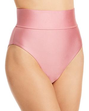 Kuwa High Waist Bikini Bottom