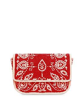 STAUD - Tommy Mini Beaded Chain Bag