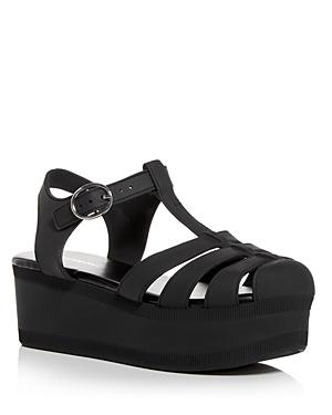 Women's Candied Platform Jelly Sandals