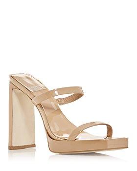 Jeffrey Campbell - Women's Hustler Platform High Heel Slide Sandals