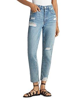 Joe's Jeans - The Niki Ripped Boyfriend Jeans in Parksville